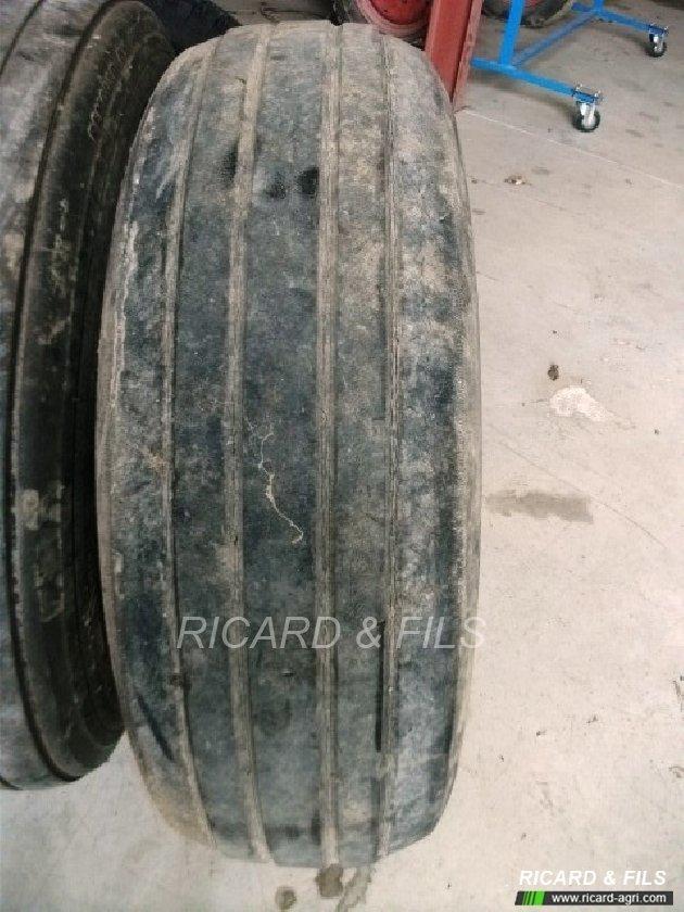 pneu agricole dunlop