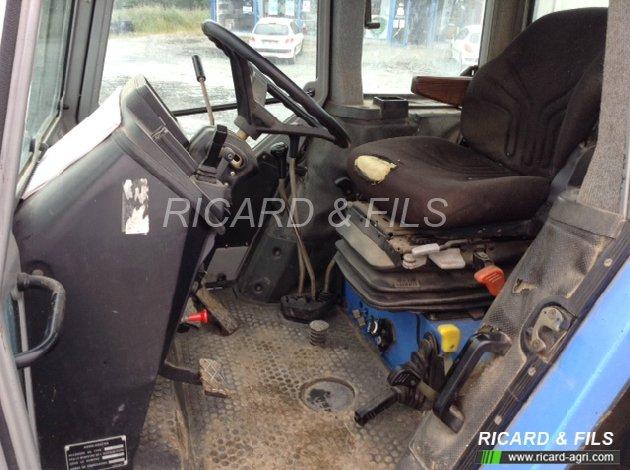 tracteur agricole landini 8880 vendre sur ricard. Black Bedroom Furniture Sets. Home Design Ideas