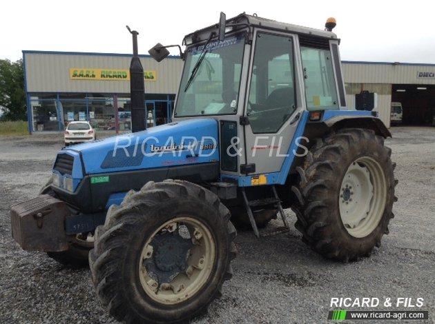 Tracteur agricole landini 8880 vendre sur ricard - Vide hangar materiel agricole occasion ...
