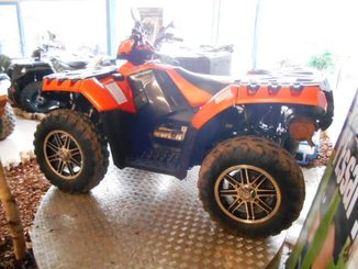 Quad Polaris 850 XPS Madness - 2