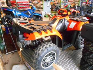 Quad Polaris 850 XPS Madness - 3