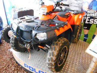Quad Polaris 850 XPS Madness - 1