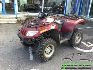 Quad Artic Cat Artic Panther 700 - 3